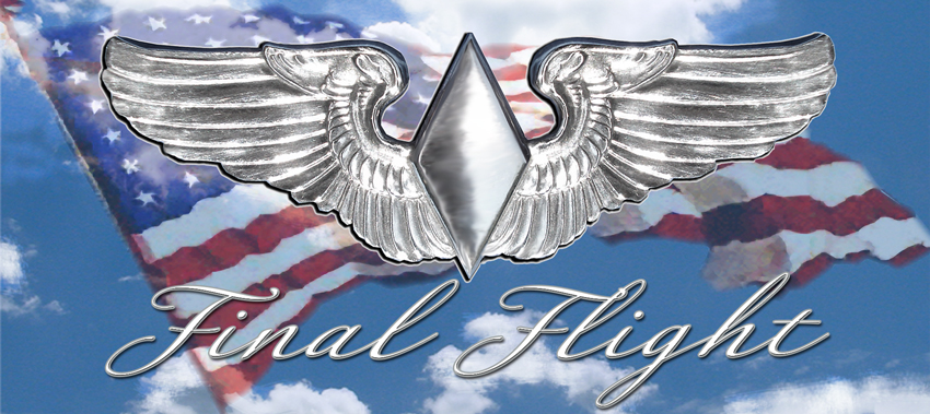Final Flight, WASP WWII graphic header